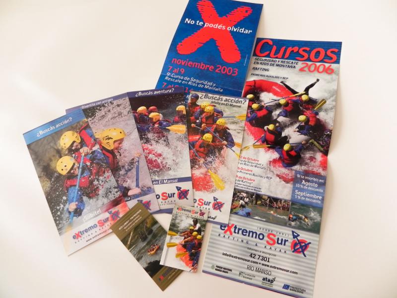 EXTREMO SUR / Branding - Daniel Nieco