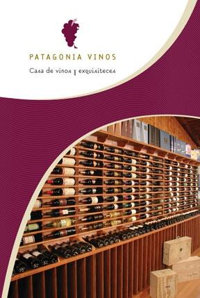 PATAGONIA VINOS / Branding - Daniel Nieco