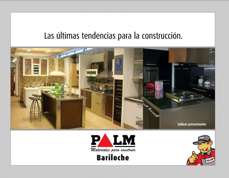 web CASA PALM - Daniel Nieco